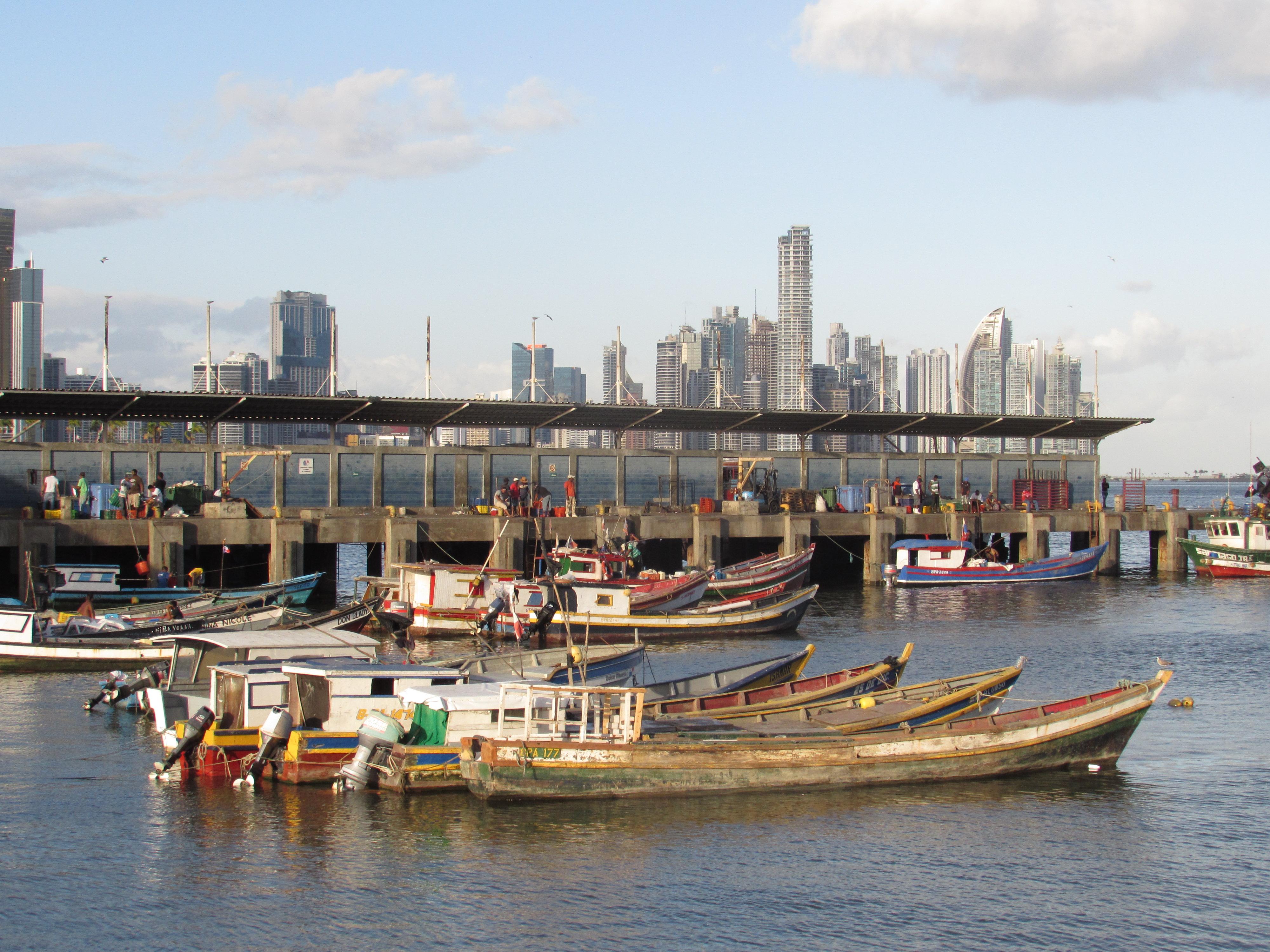Panama4 riben pazar