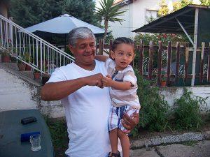 Реџеповски се надева дека неговиот внук, двегодишниот Реџеп Реџеповски, ќе тргне по стапките на дедо му и во домот ќе донесе уште некоја олимписки медал
