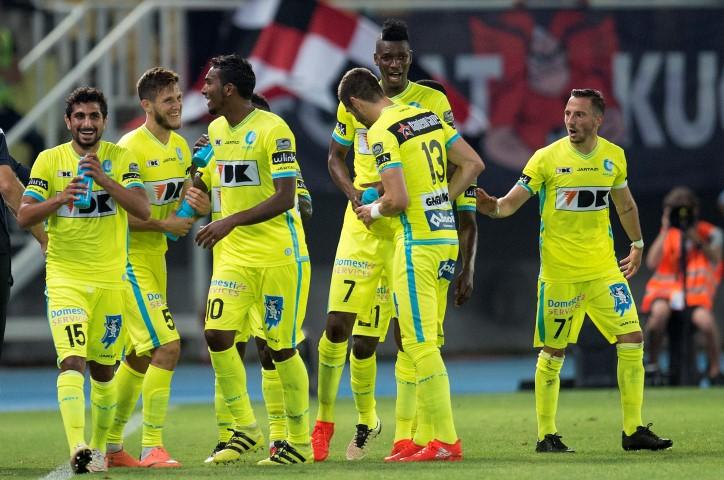 Гент играше во нокаут-фазата на Лигата на шампиони минатата сезона (Фото: Ѓ. Личовски за СДК.МК)