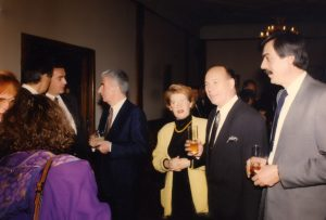 Со Киро Глигоров и Стојан Андов