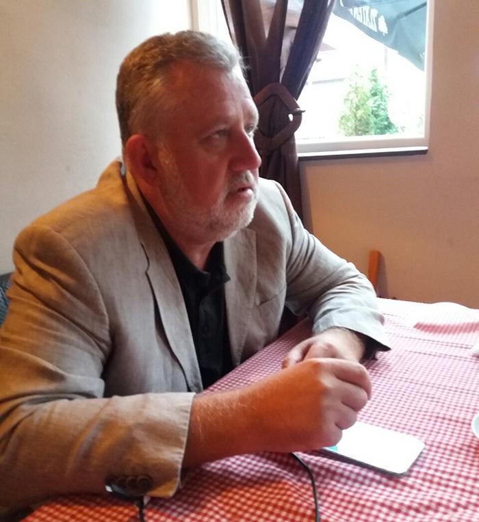 """"""" Го изгнасија светото име ВМРО, но јас сум решен да направам се за овој период да се запамти како најцрна дамка во историјата на партијата и на државата"""", вели Јове Кекеновски"""