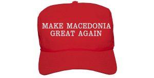 Неодамнешно истражување покажа дека група млади Македонци од Велес отвориле повеќе 140 про-Трамп сајтови. (Фото: илустрација)