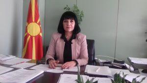 Заменик Народниот правобранител Лилјана Илиевска вели дека се работи за класичен говор на омраза за кој следува казна најмалку од три месеци затвор.(Фото: СДК.МК)