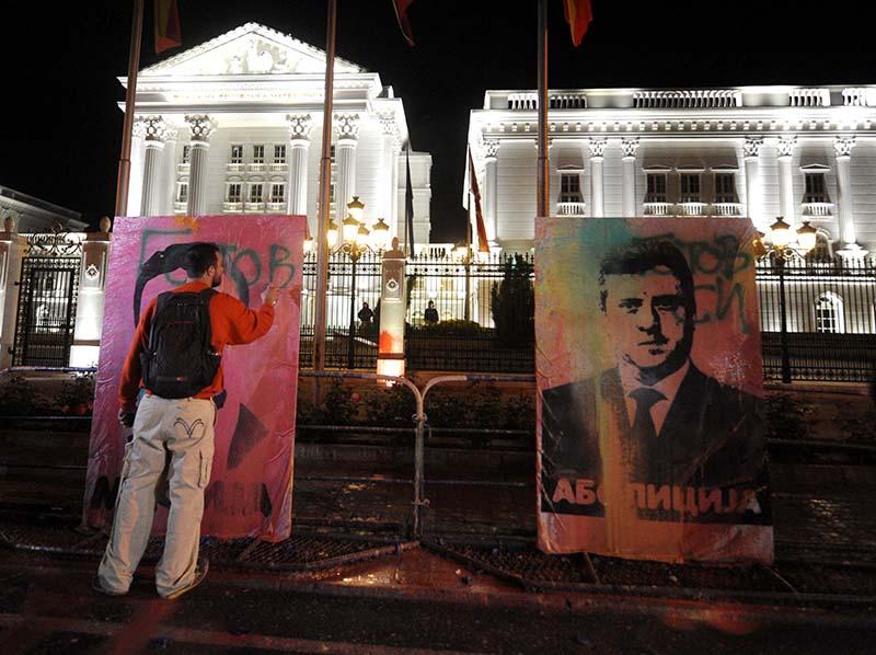 ВМРО-ДПМНЕ ЕМ ЌЕ ОДИ НА ИЗБОРИ, ЕМ ЌЕ ПРЕГОВАРА СО СТРАНЦИТЕ