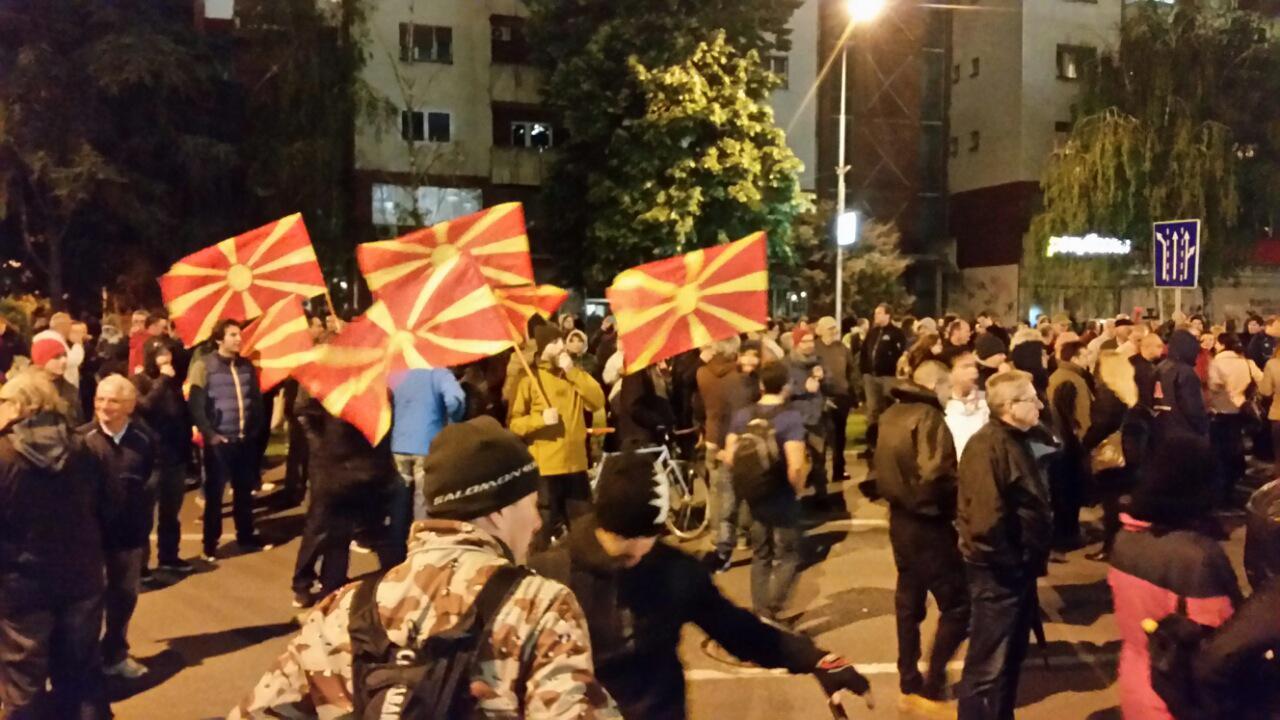 ВМРО-ДПМНЕ И ГРОМ СО ЗАЕДНИЧКА ЛИСТА САМИ НА ИЗБОРИ