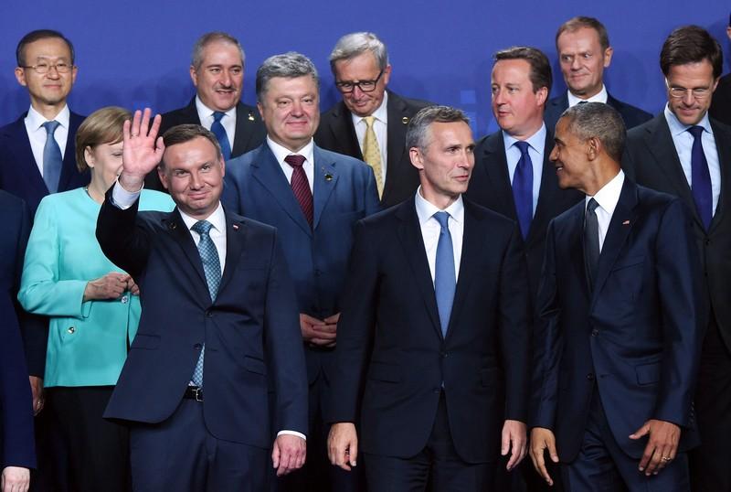 И НАТО ОД САМИТОТ ВО ВАРШАВА ПОБАРА ИСПОЛНУВАЊЕ НА ДОГОВОРЕНОТО ОД ПРЖИНО