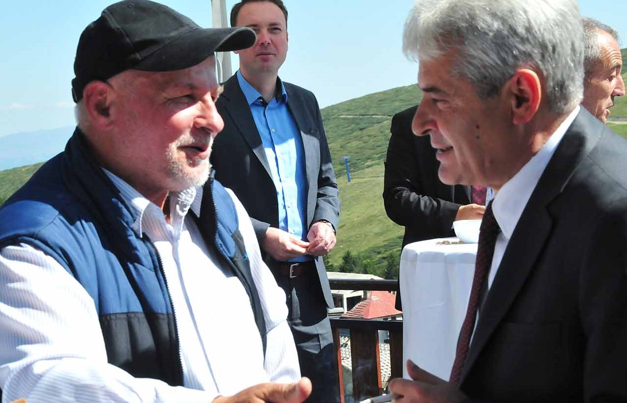 SELA E AKUZOI BDI-NË SE JANË TË PAFTYRË QË FSHIHEN PAS VMRO-DPMNE-SË