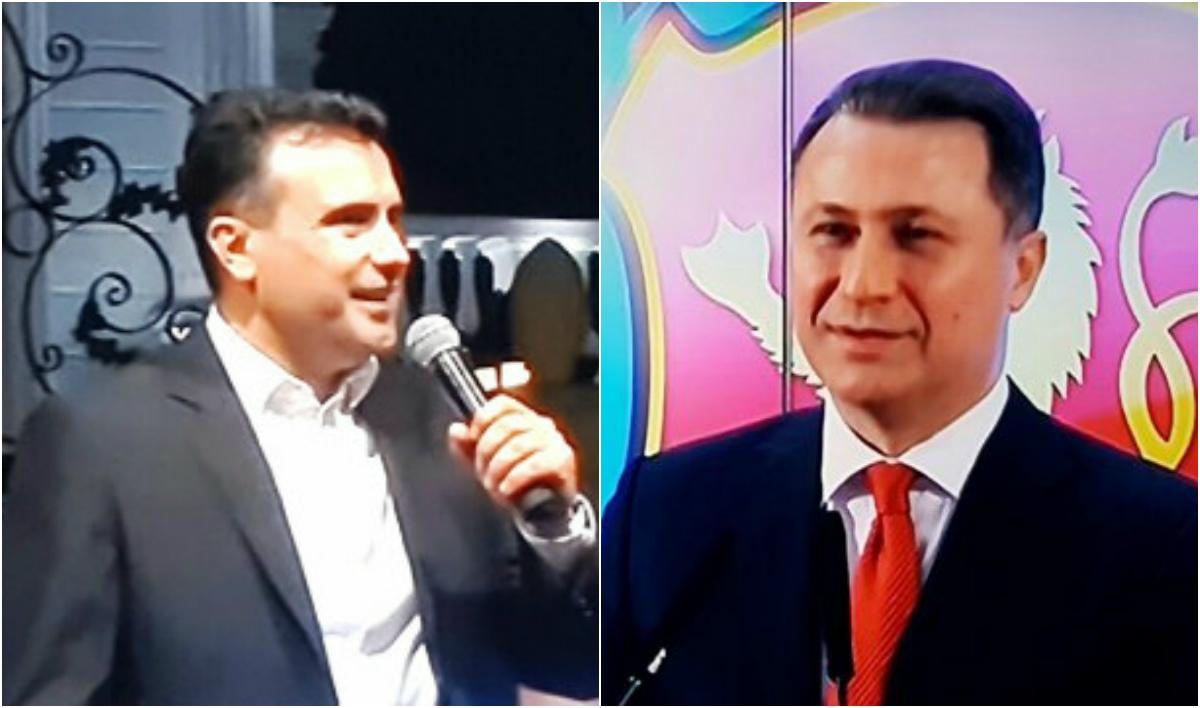 И ВМРО-ДПМНЕ И СДСМ ПРОГЛАСИЈА ПОБЕДА НА ИЗБОРИТЕ, НЕ СЕ ЗНАЕ БРОЈОТ НА МАНДАТИТЕ