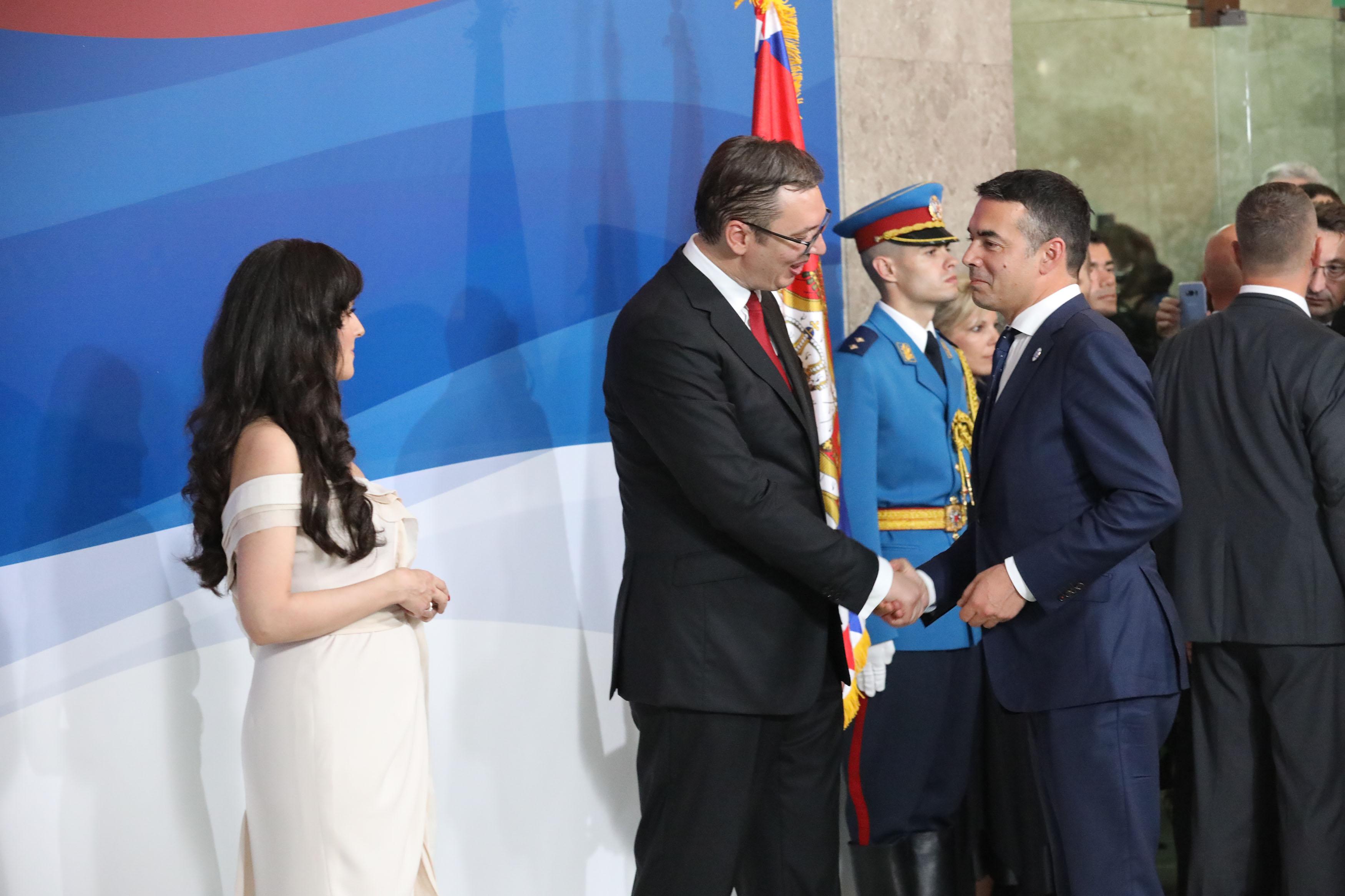 ВУЧИЌ РЕЧЕ ДЕКА ИМАЛО АКТИВНОСТИ ПРОТИВ СРБИЈА ВО МАКЕДОНИЈА, ЗАТОА СЕ ПОВЛЕЧЕНИ ДИПЛОМАТИТЕ