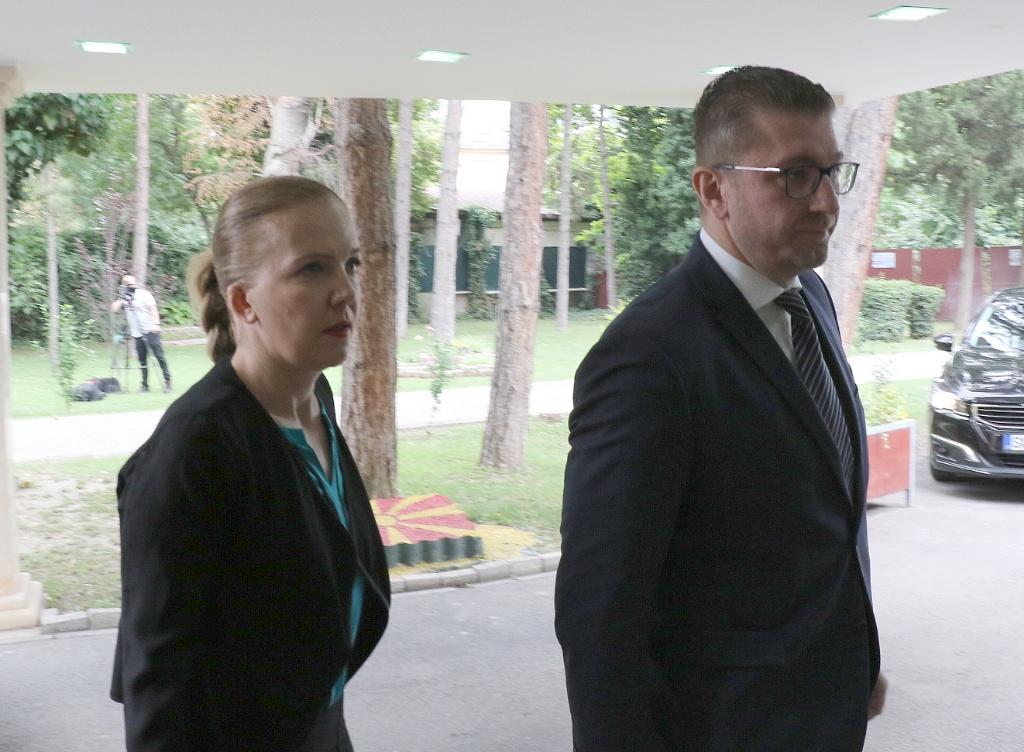 ВМРО-ДПМНЕ ПРЕДЛОЖИЛА ЗАКОНСКИ ИЗМЕНИ ЗАРАДИ СПАС ОД ЗАТВОР НА ГРУЕВСКИ И БИВШОТО РАКОВОДСТВО