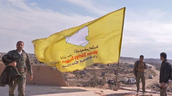 ИСЛАМСКА ДРЖАВА ЈА ЗАГУБИ И ПОСЛЕДНАТА ТЕРИТОРИЈА ВО СИРИЈА, ПРОГЛАСЕН ПАД НА КАЛИФАТОТ
