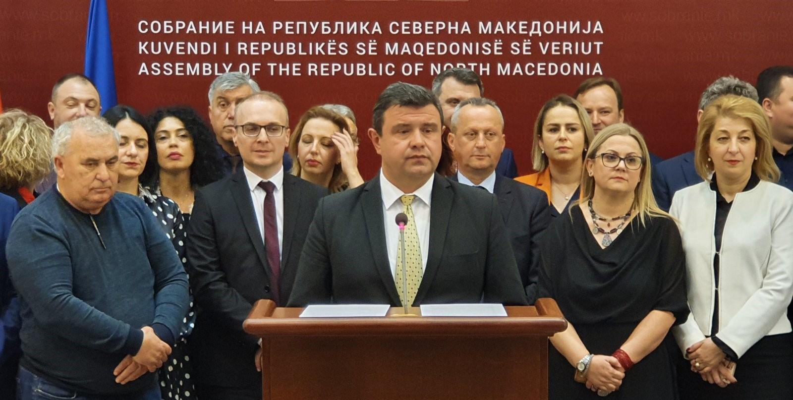 ВМРО-ДПМНЕ БАРА ПЕНДАРОВСКИ ДА НЕ ГО ПОТПИШЕ ЗАКОНОТ ЗА ЈАВНО ОБВИНИТЕЛСТВО
